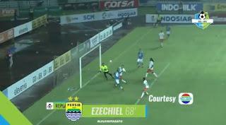 Persib Bandung vs Borneo FC 3-1 Highlights Liga 1 Sabtu 21/4/2018