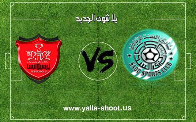 ملخص مباراة السد القطري وبيروزي الايراني اليوم 23/10/2018 نصف النهائي دوري أبطال آسيا