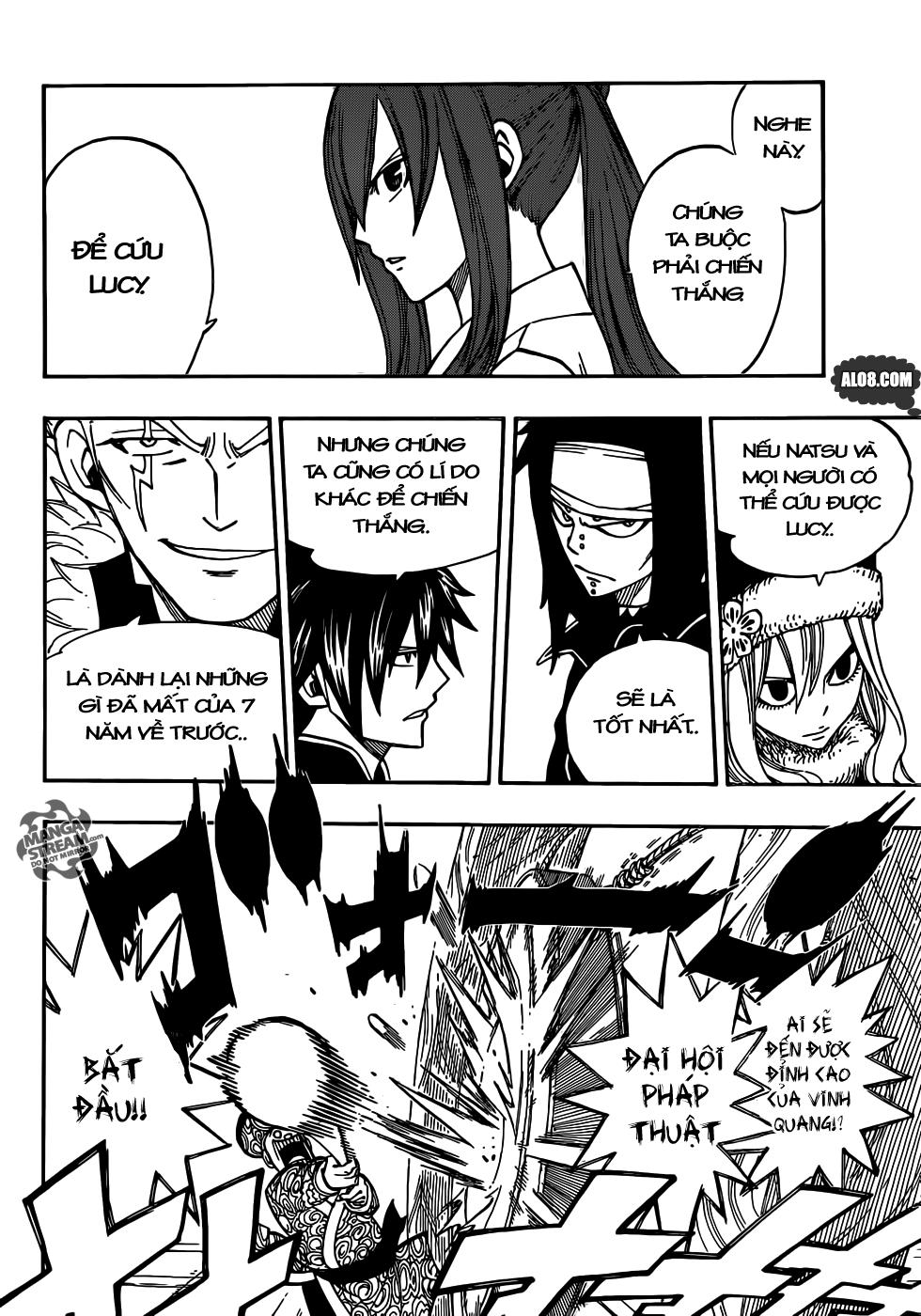 Fairy Tail chap 304 trang 7