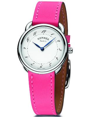 Hermès  Arceau Lipstick watch