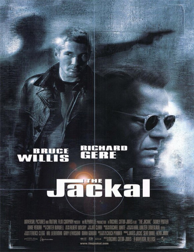 Ver Chacal (The Jackal) (1997) Online