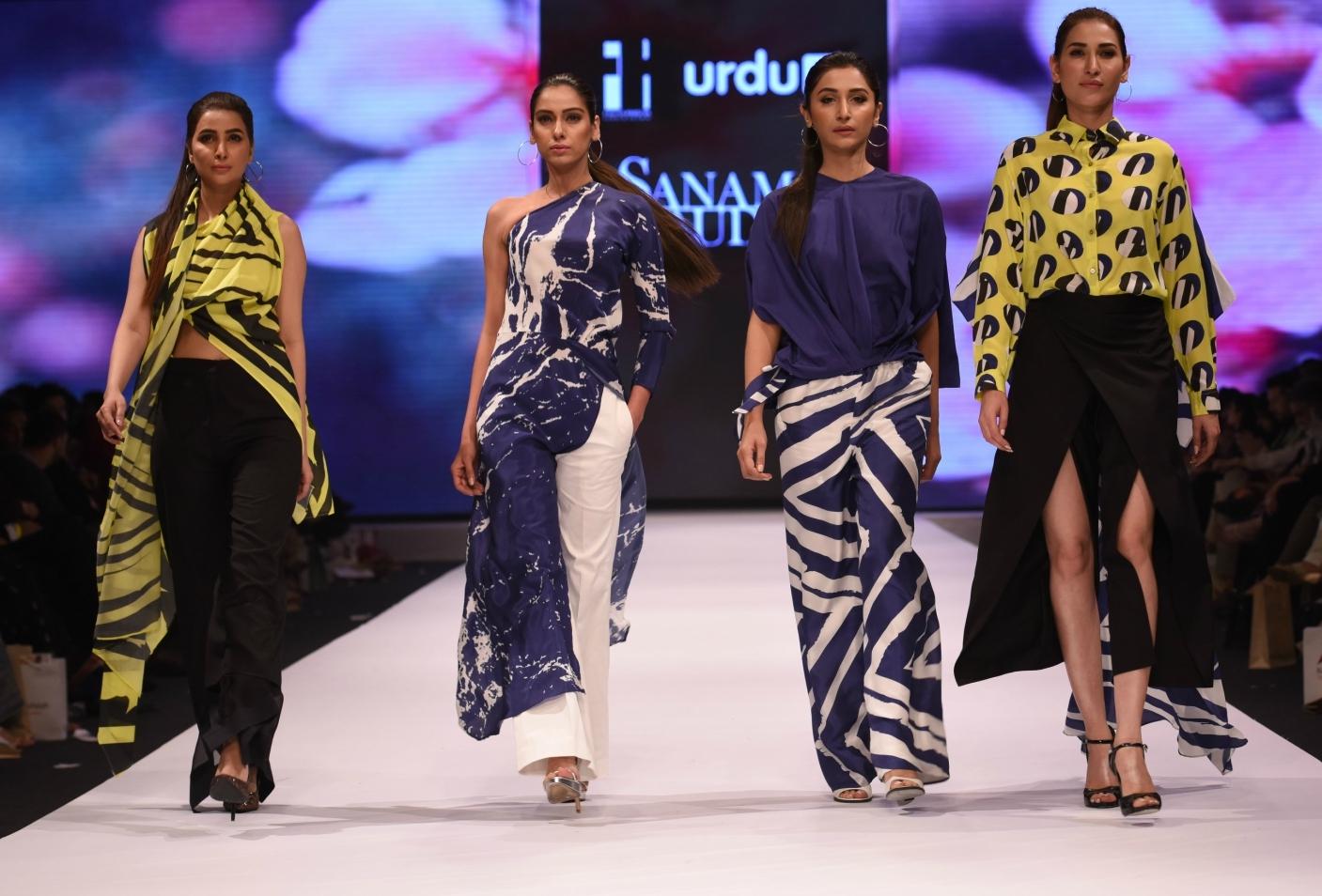 Haq's Musings: Fashion Pakistan Week 2016 in Karachi