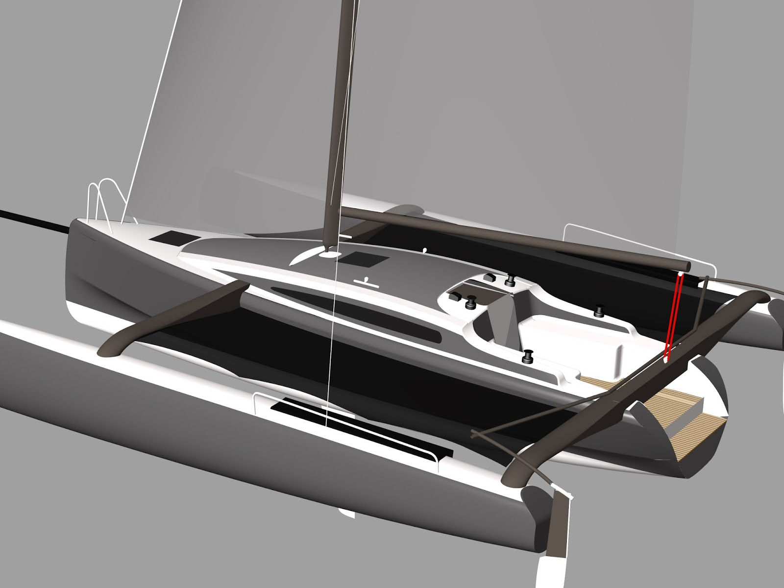 Trimaran Projects and Multihull News: 2016