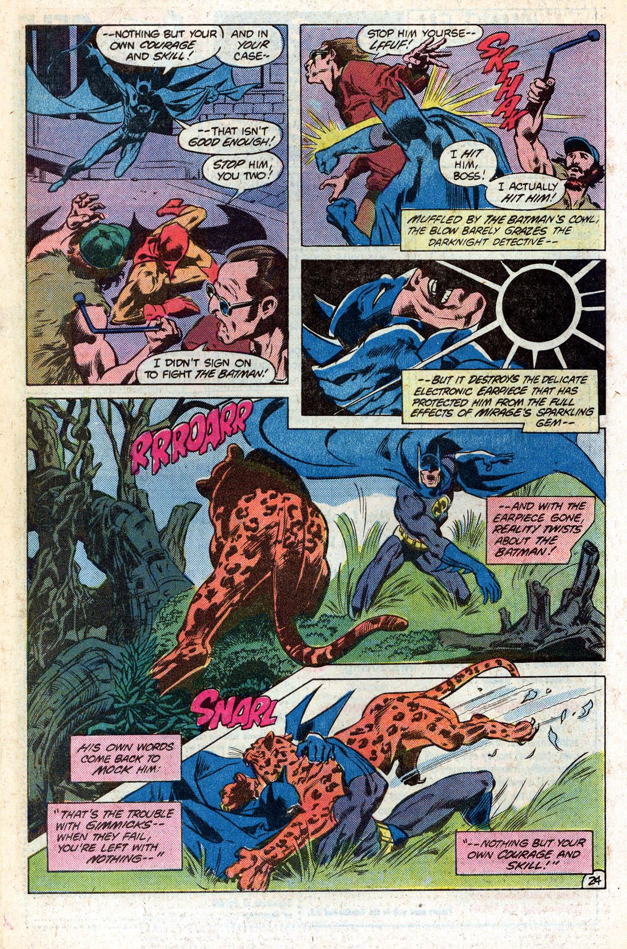 Detective Comics (1937) 511 Page 29