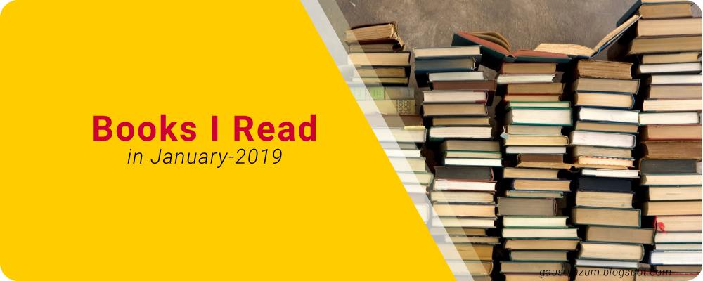 book list january 2019