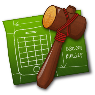 CocosBuilder icon - see below for CocosBuilder project URL