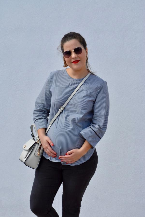 look_embarazo_ideas_como_vestir_blusa_rayas_lolalolailo_04