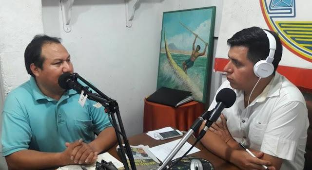 """Florian Ríos: """"Que se evalúen las hojas de vida de cada candidato"""""""