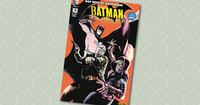 Batman Eternal 16 Panini Cover