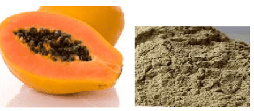 How to get glowing skin using Papaya And Fuller's Earth :