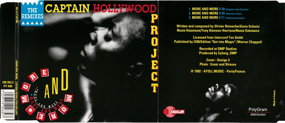 Singles 4 Change: Captain Hollywood Project