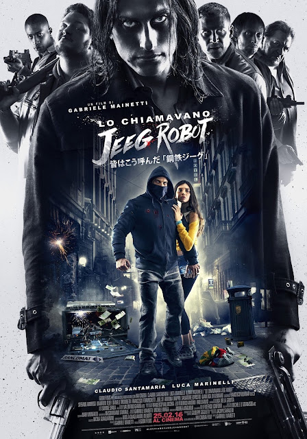 They Call Me Jeeg Robot (2016) ταινιες online seires oipeirates greek subs