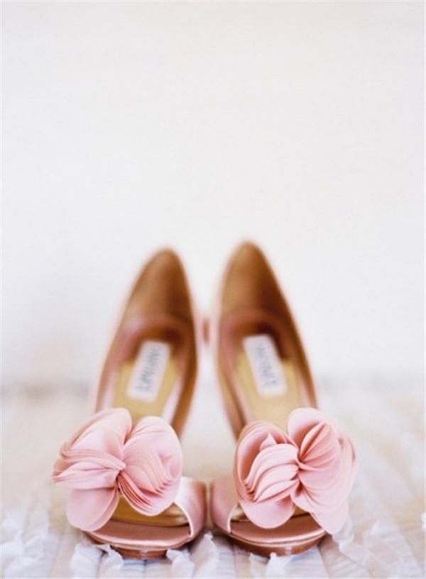 Badgley Mischka Series Of Wedding Shoes