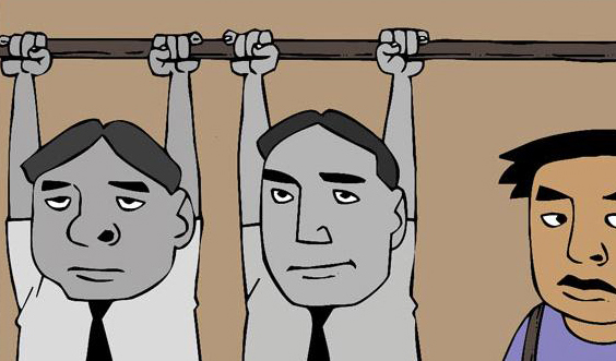 Yang Young-Soon phần 19: Siêu thang máy