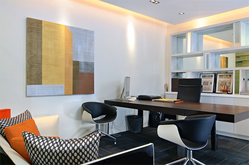 Small office interior design photos style for Interior designs for small office