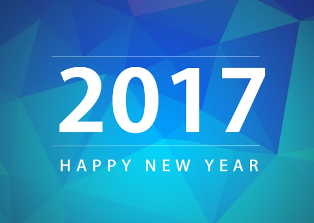 happy new year 2017 message