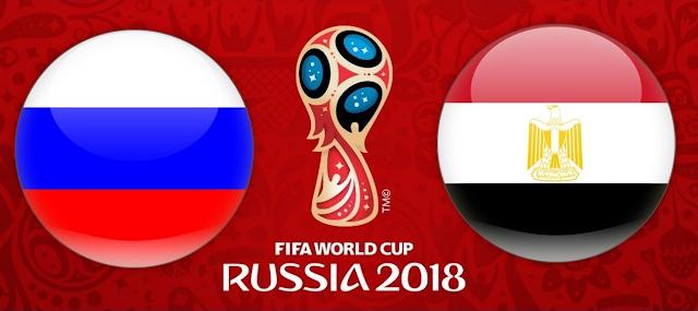 موعد مباراة مصر القادمة في كأس العالم روسيا 2018