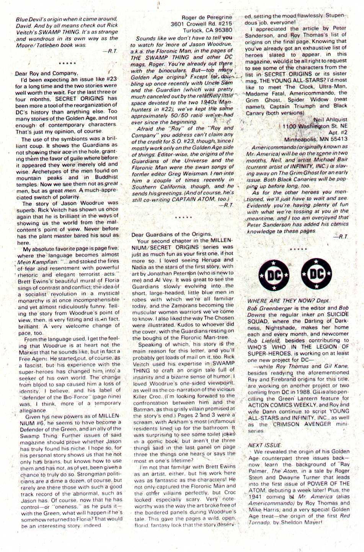 Read online Secret Origins (1986) comic -  Issue #28 - 46