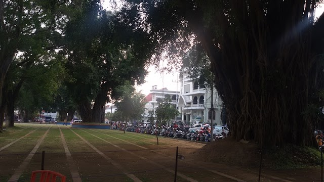 Wajah Baru Alun-alun Kota Malang di Tahun 2015