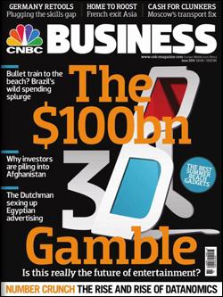 InstaForex Malaysia - Majalah CNBC Business (Jun, 2011)