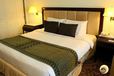 Hotel Istana Deluxe Guest Room, Bedroom, Kuala Lumpur