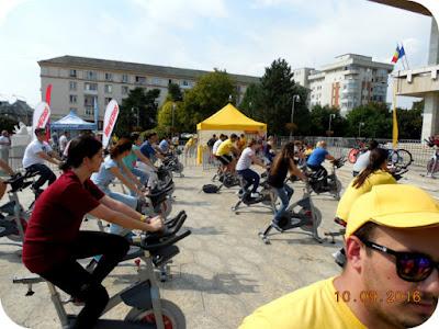 Hella Romania + 10 = Bike4Life