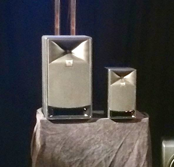 JBL Series 7 Speakers