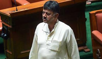 DK Shiv Kumar Behind Congress JDS Govt Formation