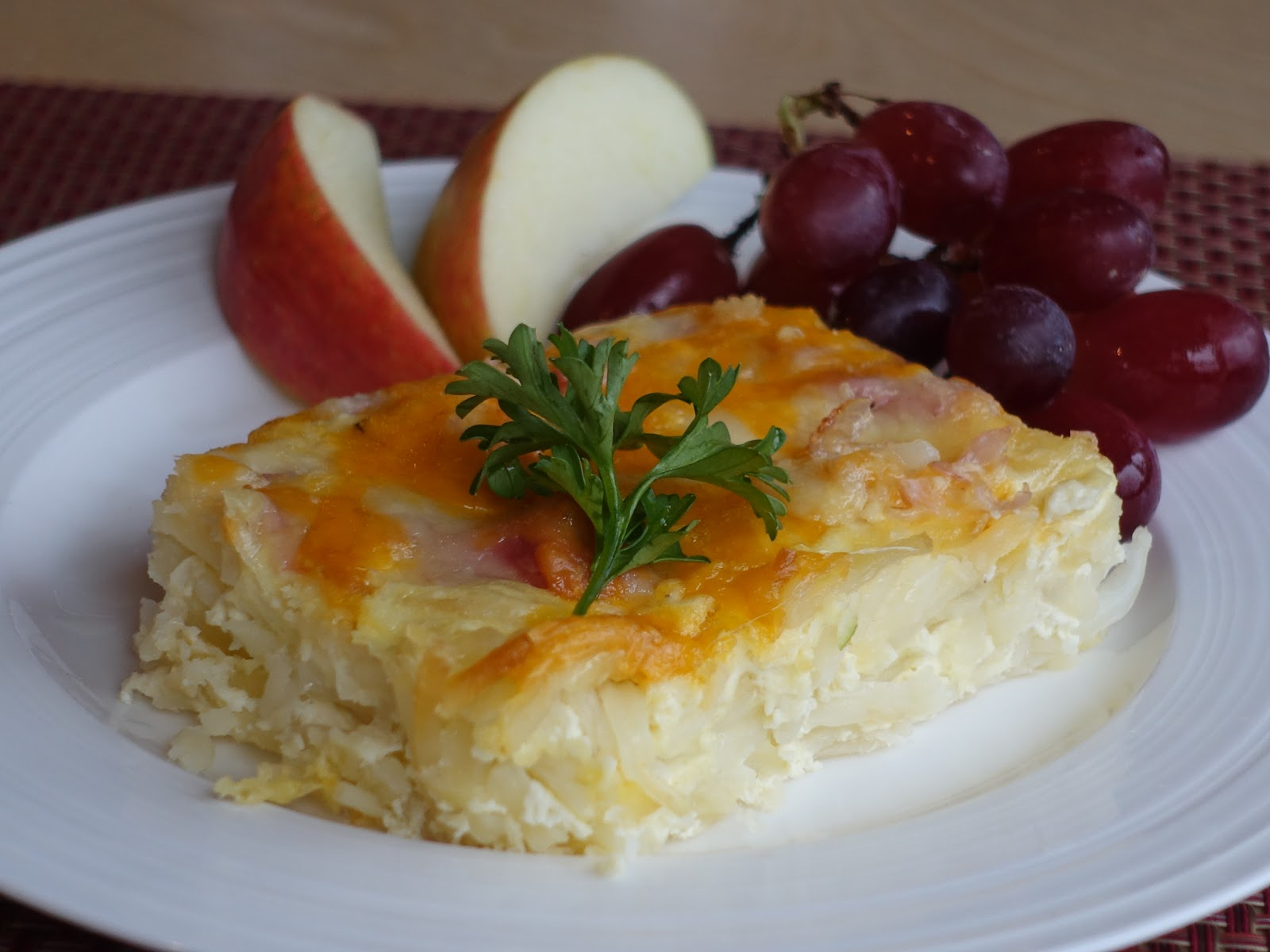 Mennonite Girls Can Cook Hash Brown Quiche