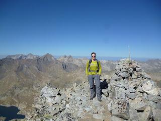 Cumbre del Serrato (2881 m)