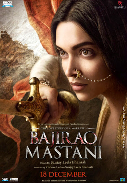 Bajirao Mastani (2015) Movie Poster