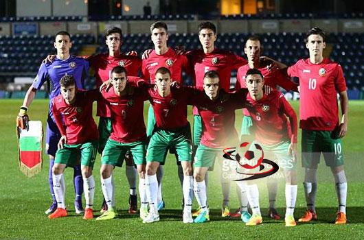 U21 Slovenia vs U21 Bulgaria www.nhandinhbongdaso.net