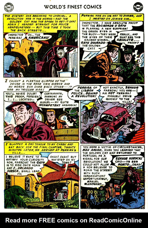 Read online World's Finest Comics comic -  Issue #68 - 48