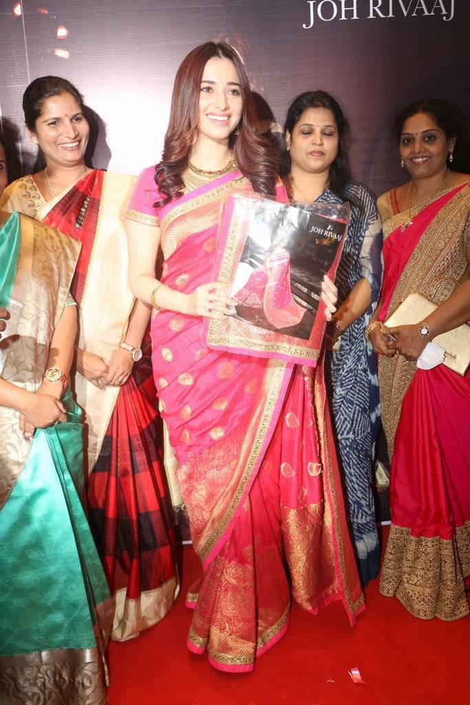 Tamanna At Joh Rivaaj lounge Launch In Chennai Shopping Mall-Kukatpally Stills