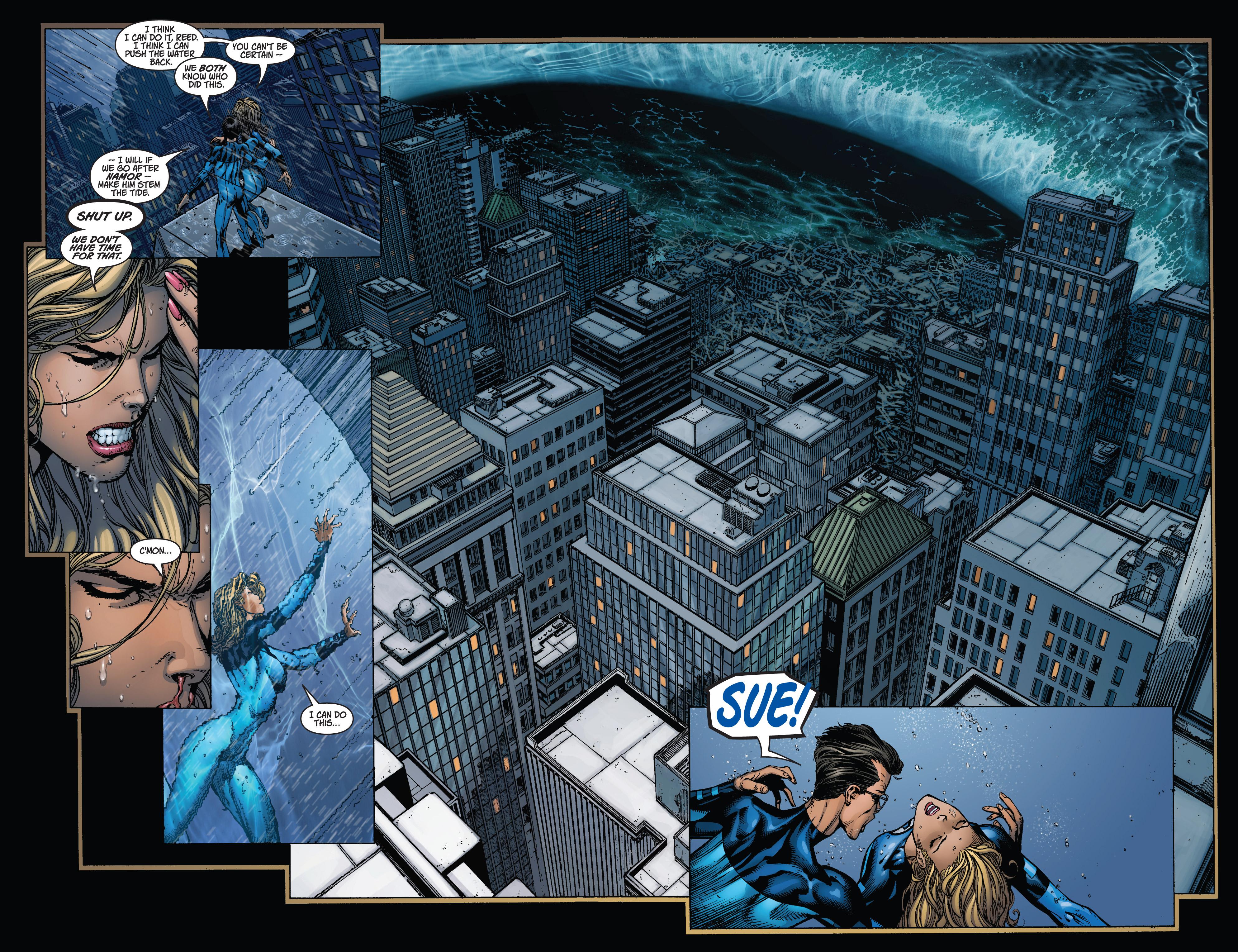 Read online Ultimatum comic -  Issue #1 - 15