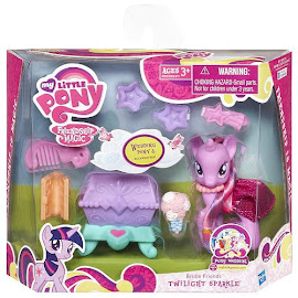 MLP Bridle Friends Twilight Sparkle Brushable Pony