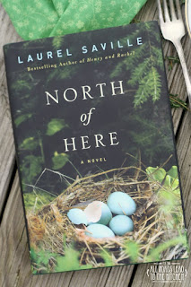 North of Here by Laurel Saville