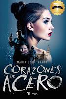 Resultado de imagen para Corazones de Acero, Maria Jose Tirado