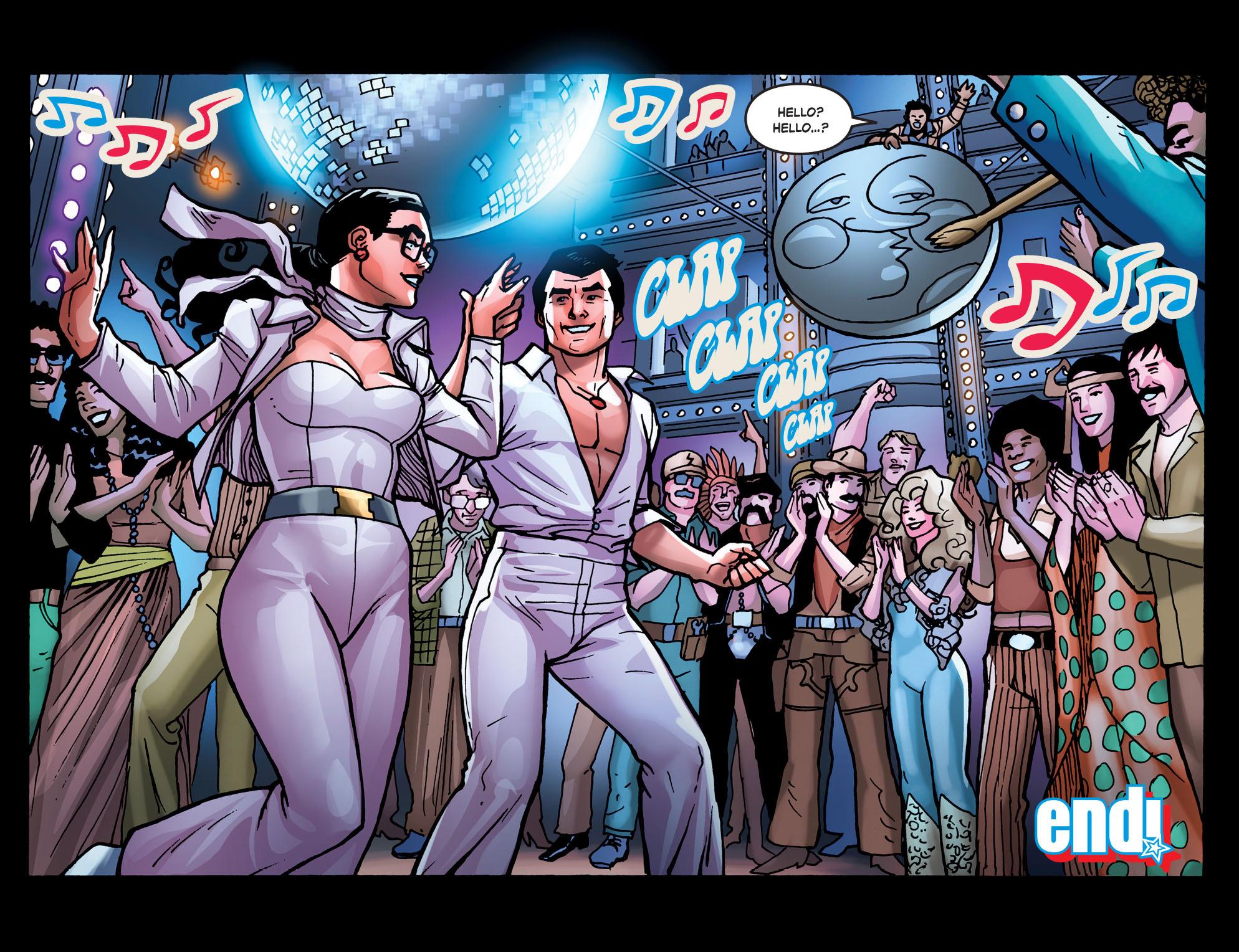 Read online Wonder Woman '77 [I] comic -  Issue #3 - 22
