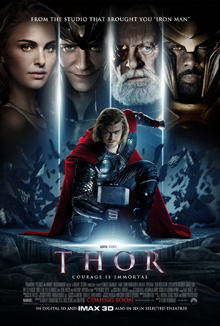 Marvel Cinematic Universe : Thor