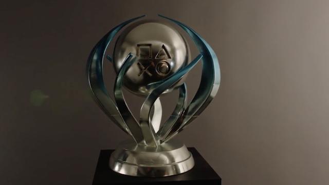 PlayStation Australia da la oportunidad de conseguir cuatro trofeos de platino físicos de verdad