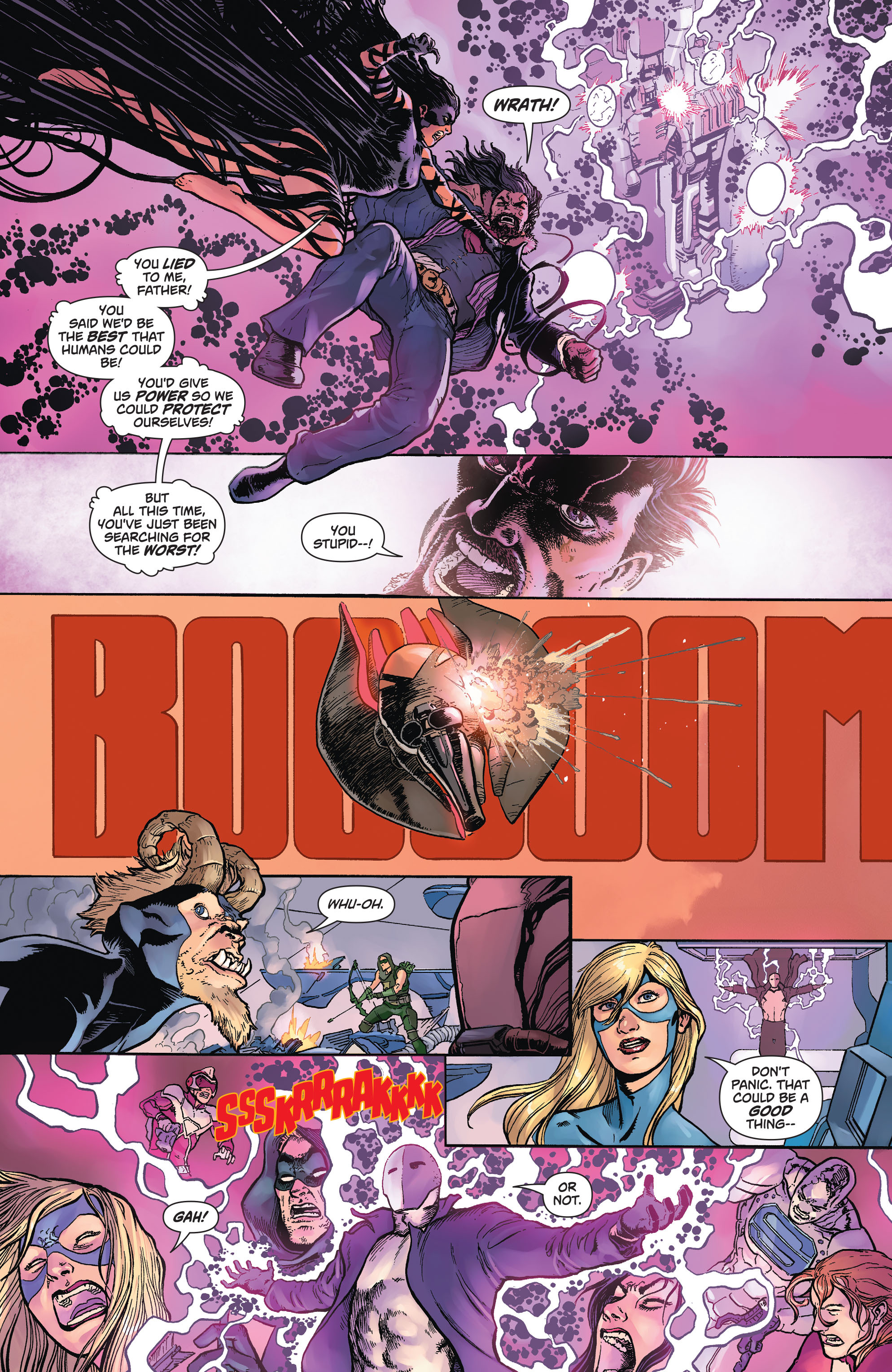 Read online Action Comics (2011) comic -  Issue #48 - 23