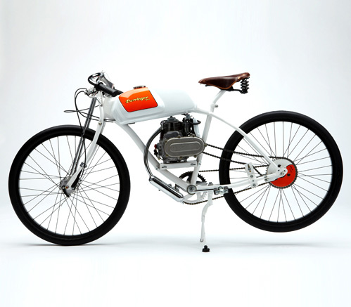 Derringer Cycles Modern Day Boardtrackers Rusty