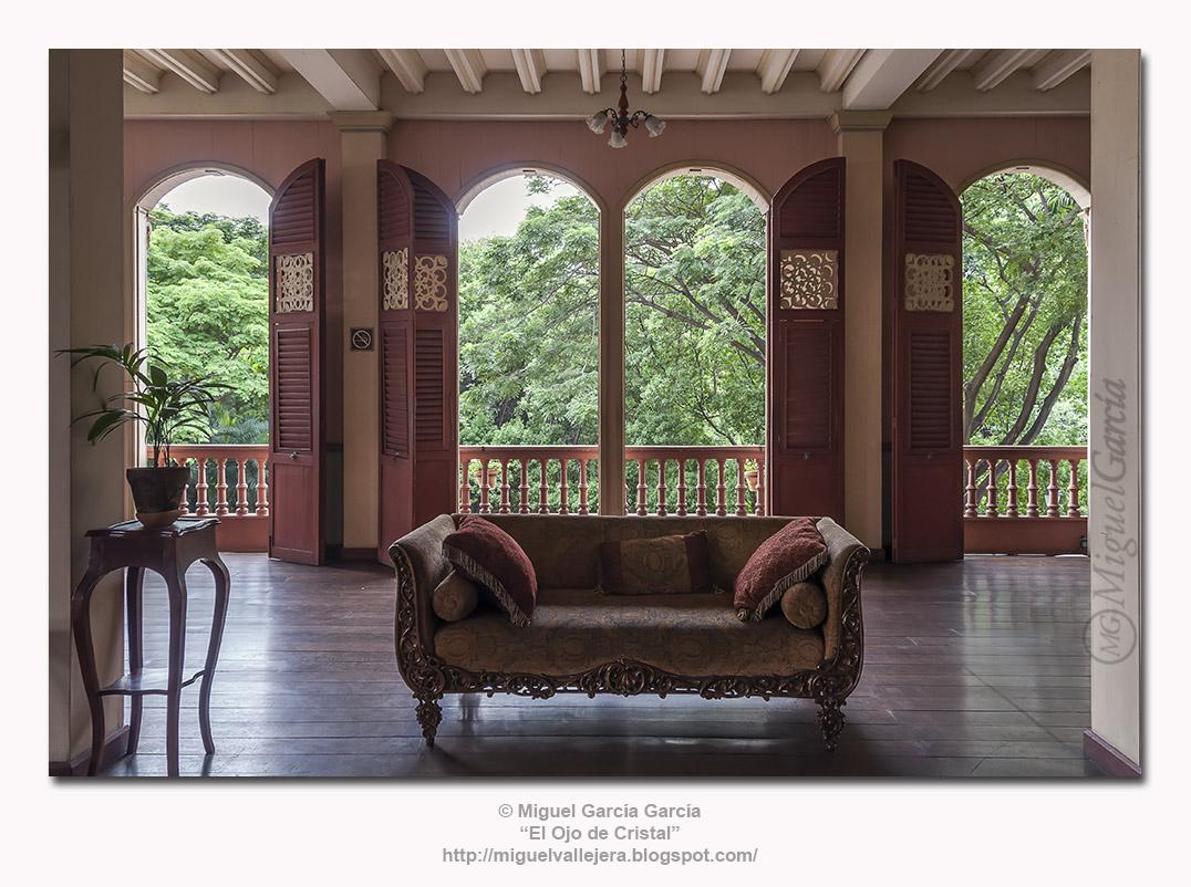 Samborondón — Guayaquil. Casa del Dr. Julián Coronel Oyarvide (Parque Histórico)