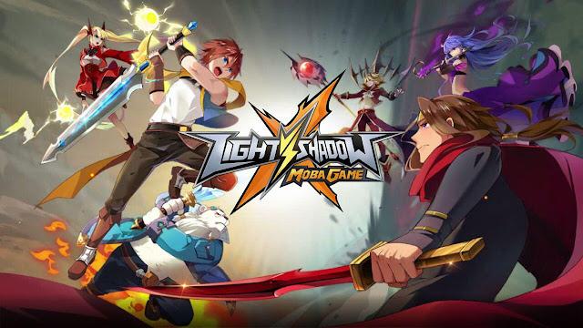 Light Vs Shadow, MOBA kok Anime?