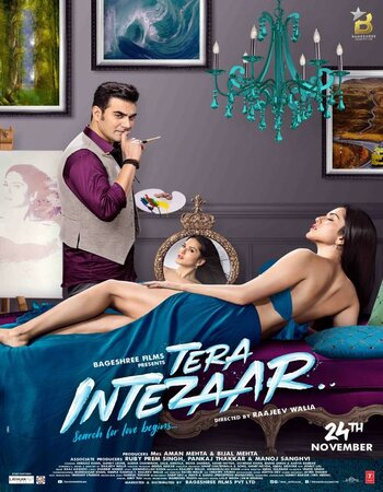 Tera Intezaar (2017) Hindi 300MB HDRip 480p