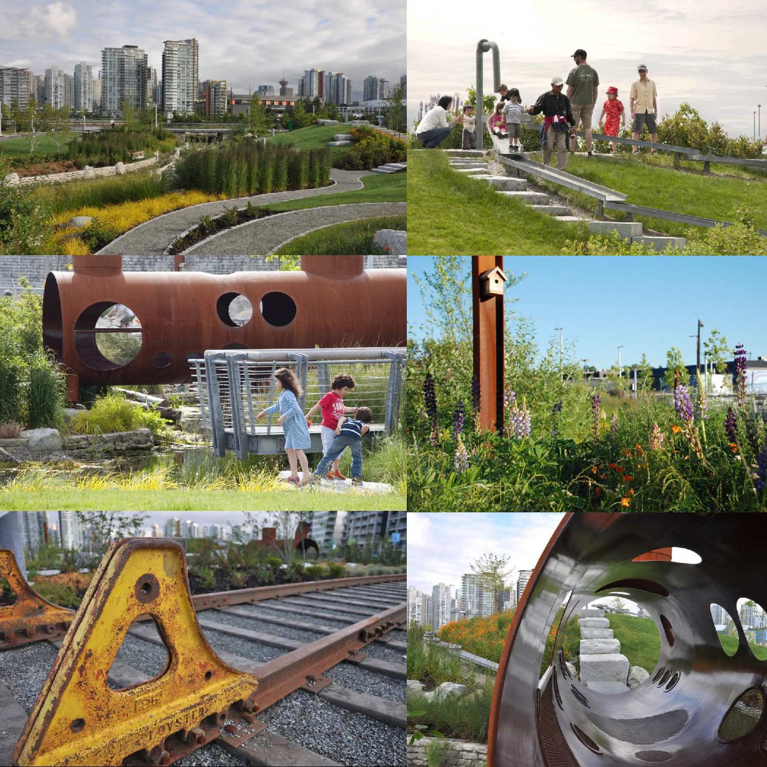 healthy city maps  design review of hinge park based on