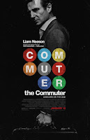 The Commuter Movie Poster 2
