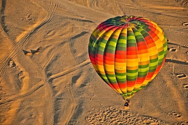 Hot Air Balloon Ride Tour