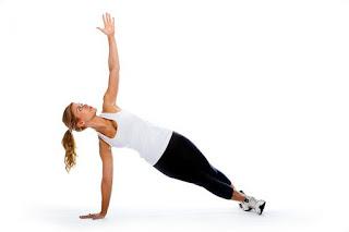 Abdominales Planks: un minuto de oro para conseguir un vientre planísimo